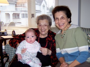 Isabella, Ma and Grammy