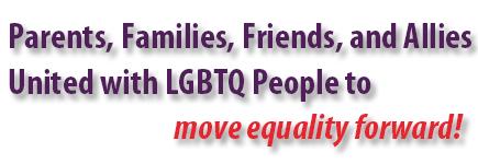 PFLAG Homepagetagline